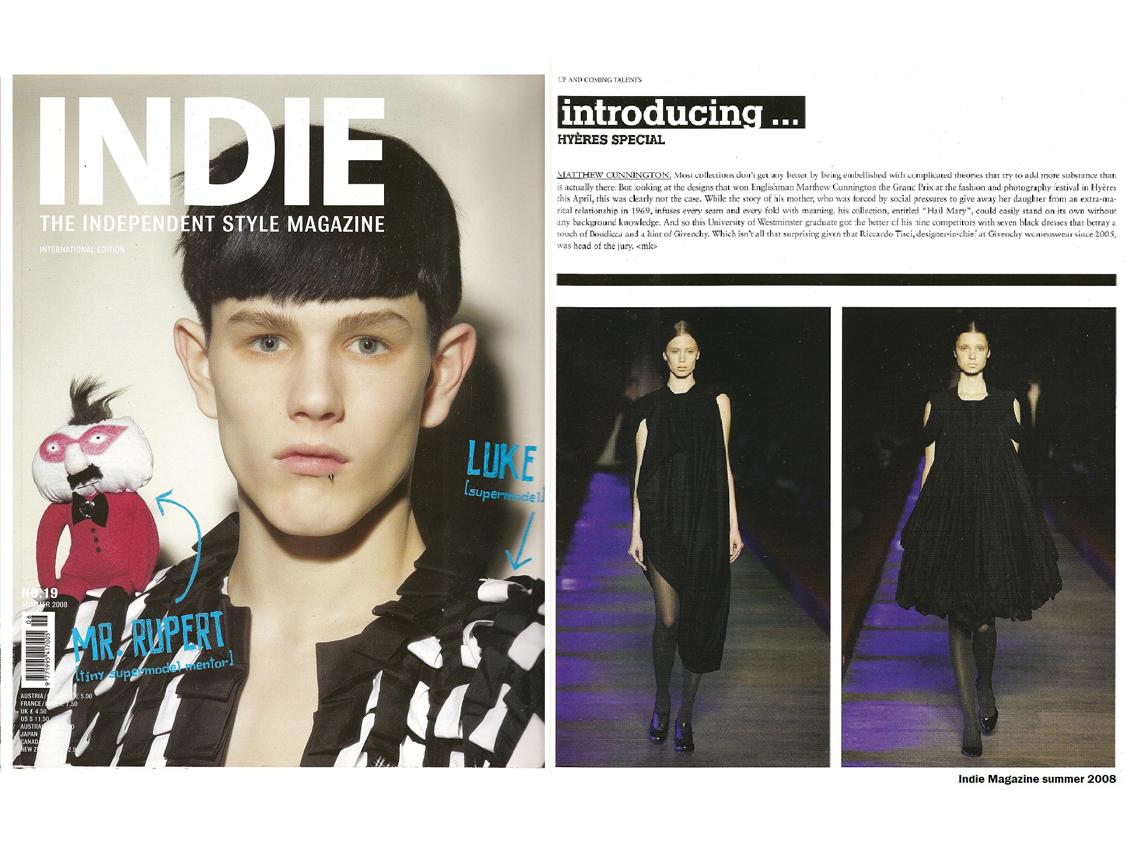 Indie Magazine 2009