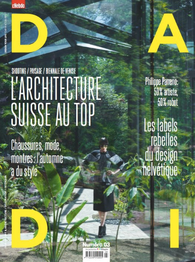 DADI MAGAZINE OCTOBER 2012