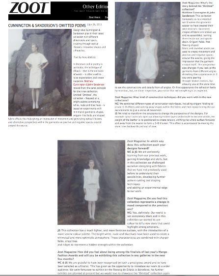 Zoot Magazine
