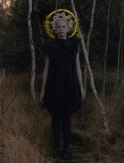 Hail Mary Look Book pages dress