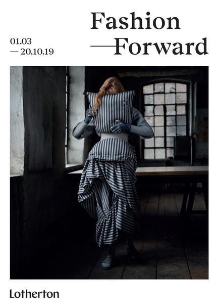 Lotherton Hall Museum Exhibition Fashion Forward