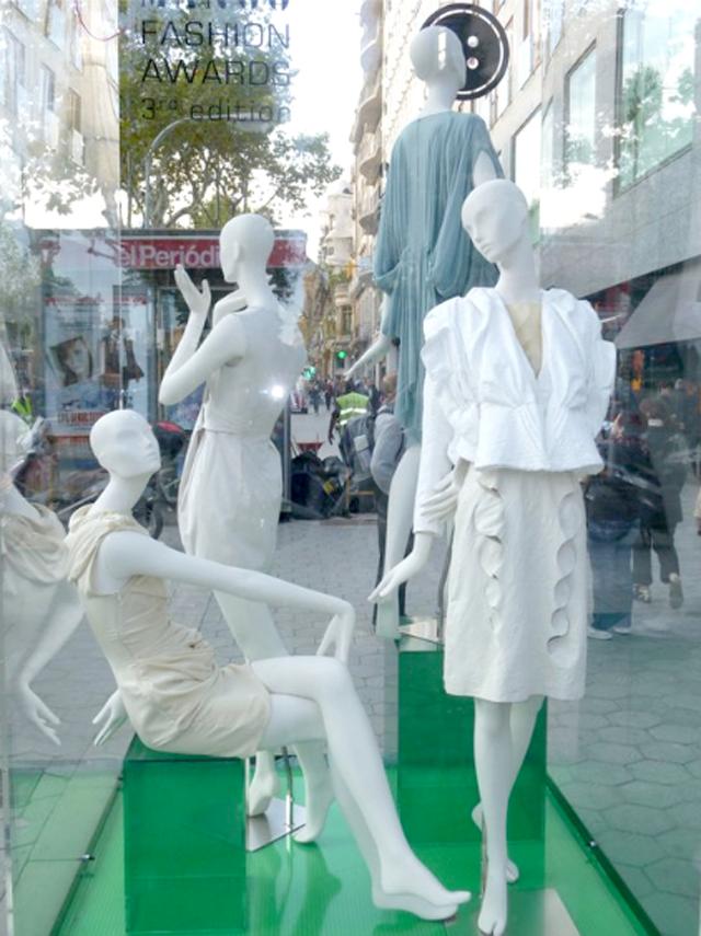 Mango Fashion Awards Exhibition