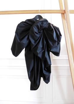The rosette blouse