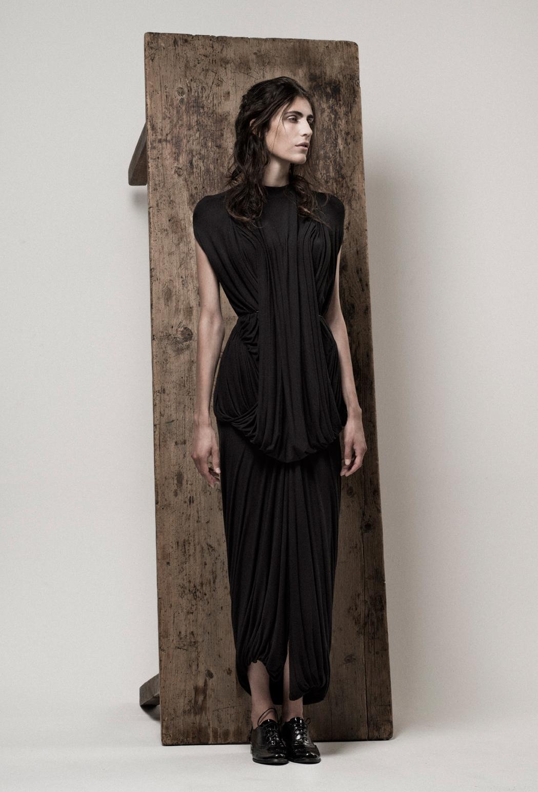 Weavers top & weavers skirt