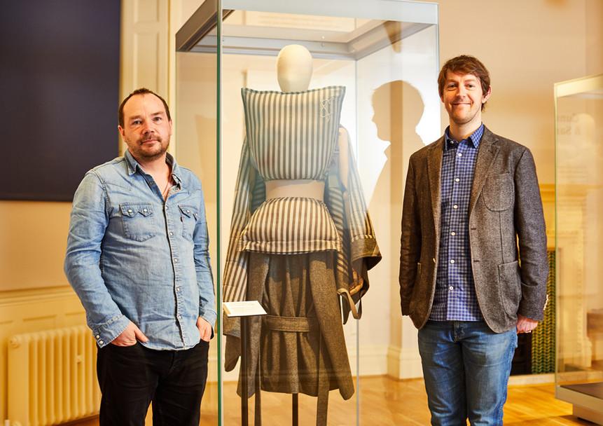 Cunnington & Sanderson Lotherton Hall Museam Exhibition