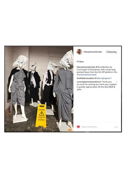 Hillary Alaxander Instagram