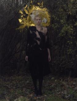 Hail Mary Look Book devore dress