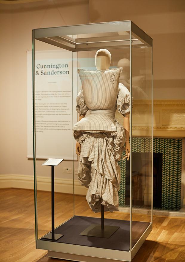 lotherton museum fashion exhibition