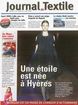 Journal du Textile 2008