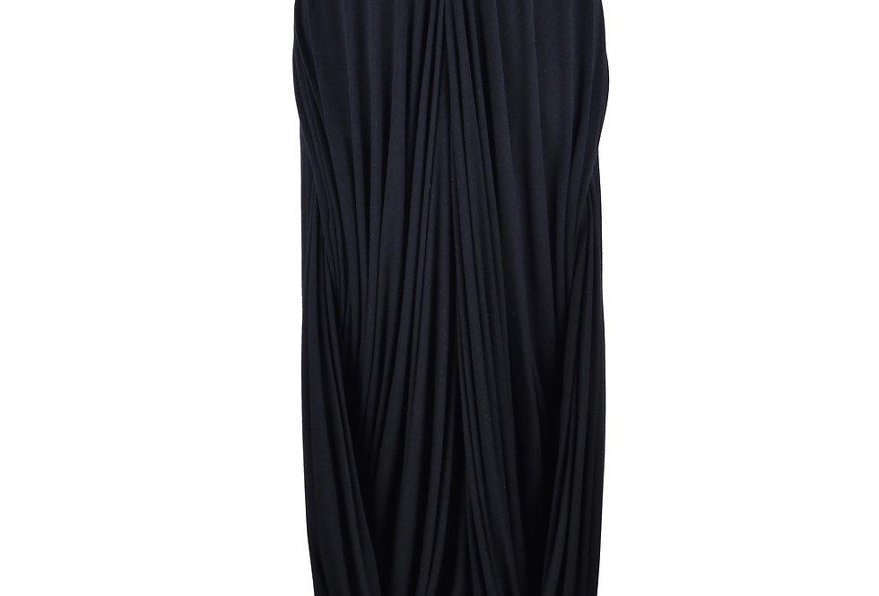 Axial skirt zero waste