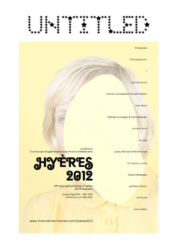 untitled magazine hyeres 2012