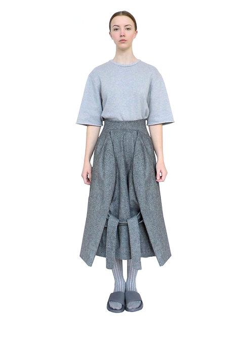 Tailored jacket skirt