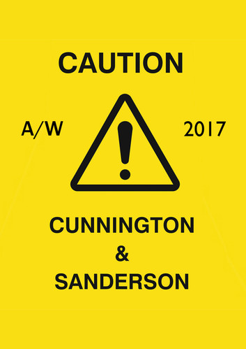 Cunnington & Sanderson London Fashion Week Exhibition