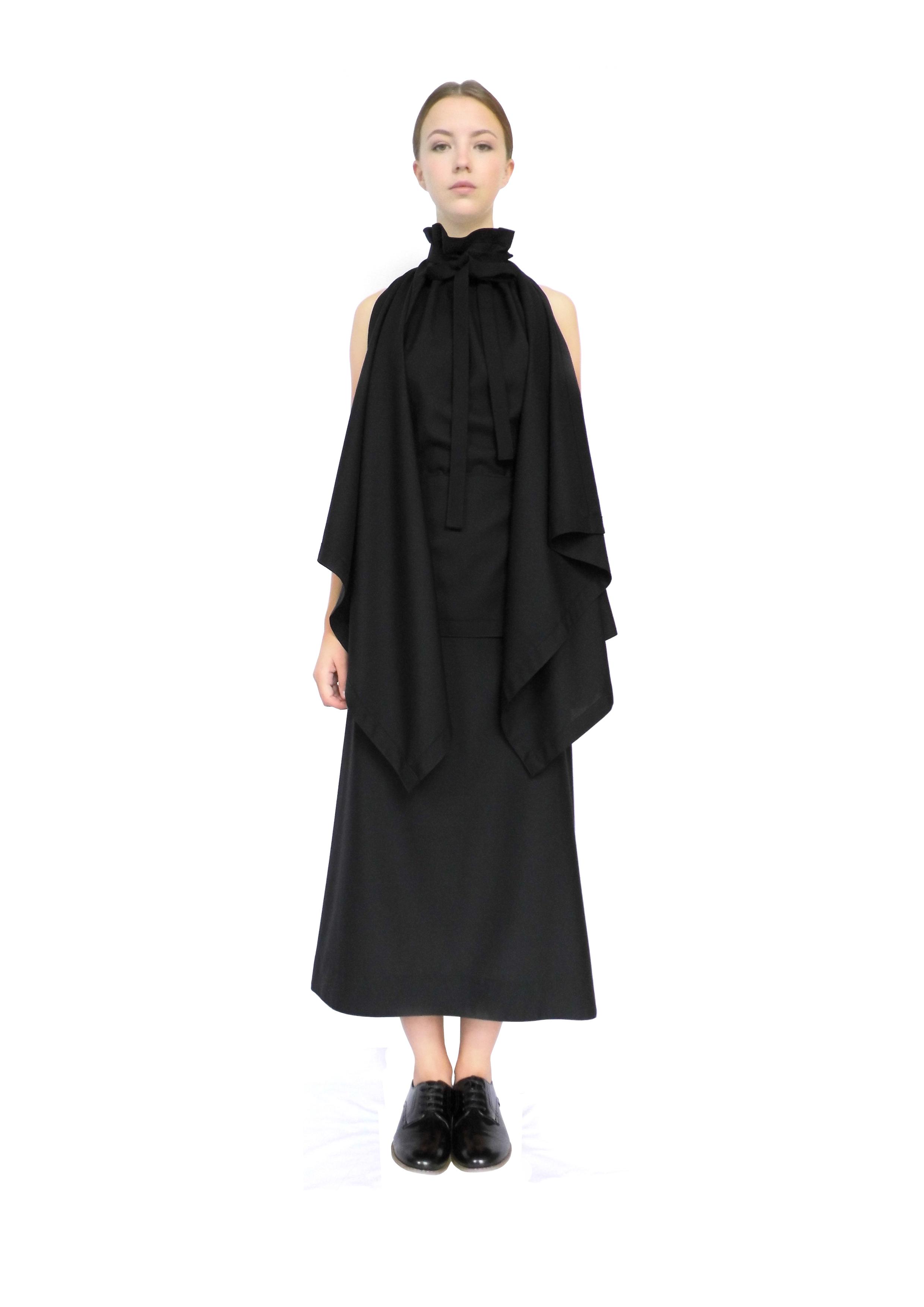 Blanket dress