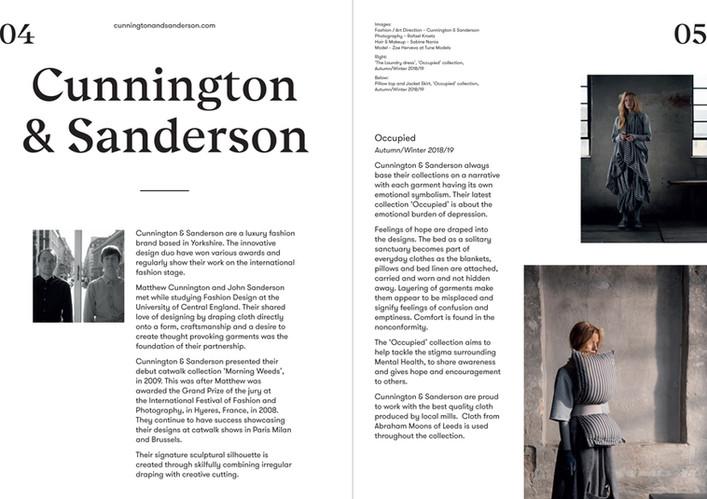 Cunnington & Sanderson Lotherton Hall Brochure Archipelago