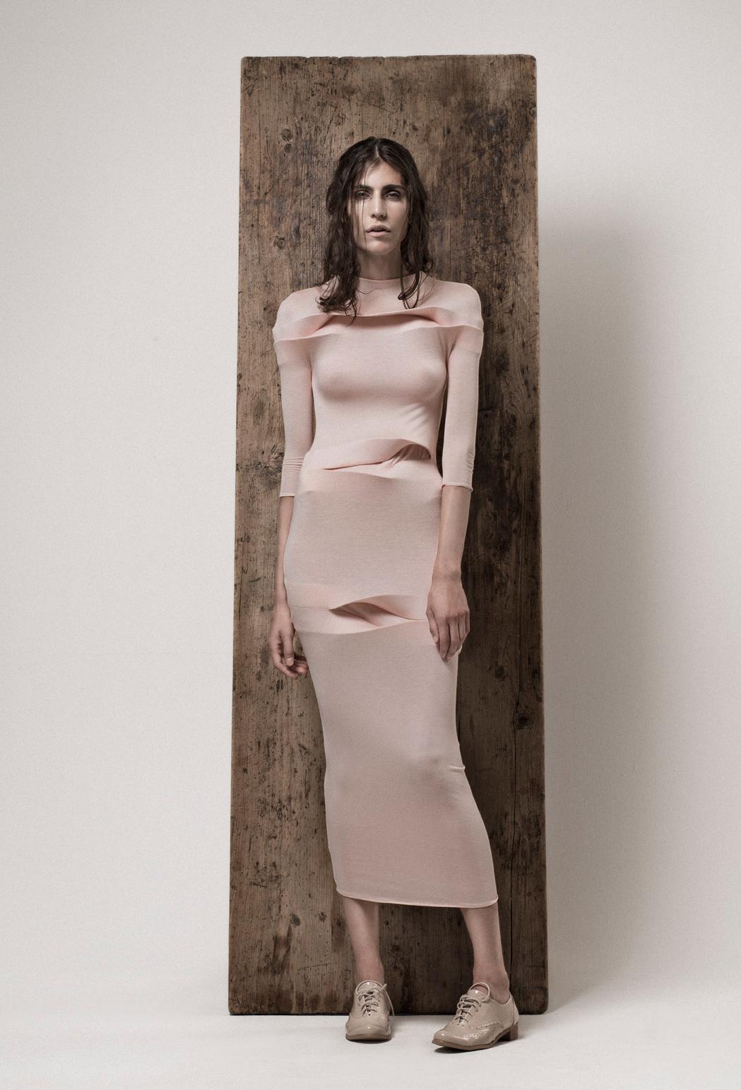 Triple axel dress