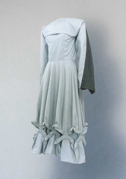 Illusion top & Chandelier skirt