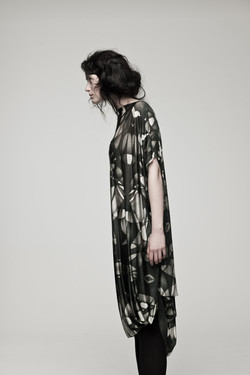 Mourning Weeds look book