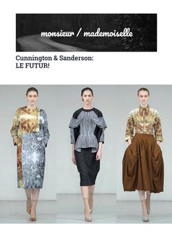 paris fashion week catwalk amygdala