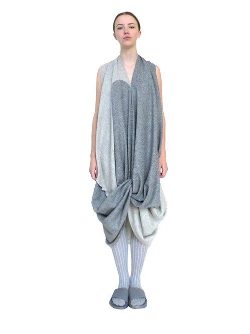 Product Buy Womenswear Fashion Drape Elegant Creative Item Shop Dress Front View