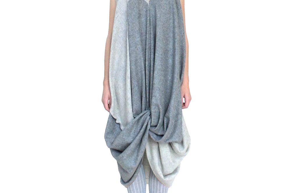 Product Buy Womenswear Fashion Drape Elegant Creative Item Shop Dress Front View