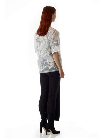 Zero top & legging skirt