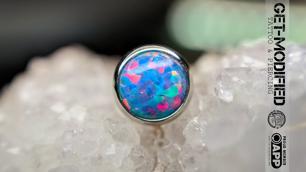 Industrial Strength 6mm Faux Pal Cabochon