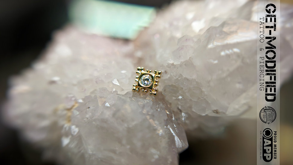 BVLA Flourish Illusion (VS) Diamond