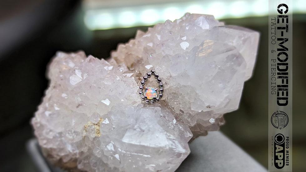 BVLA Sophies Tear (AAA) 2mm Opal