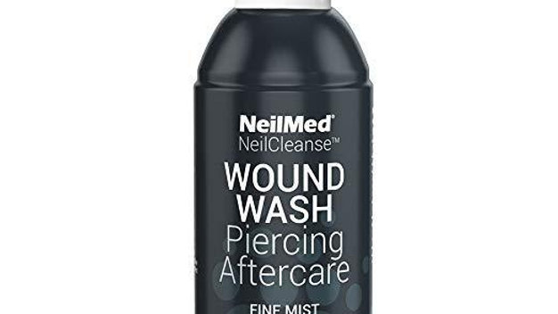 NeilMed Body Piercing Aftercare Fine Mist Wound Wash
