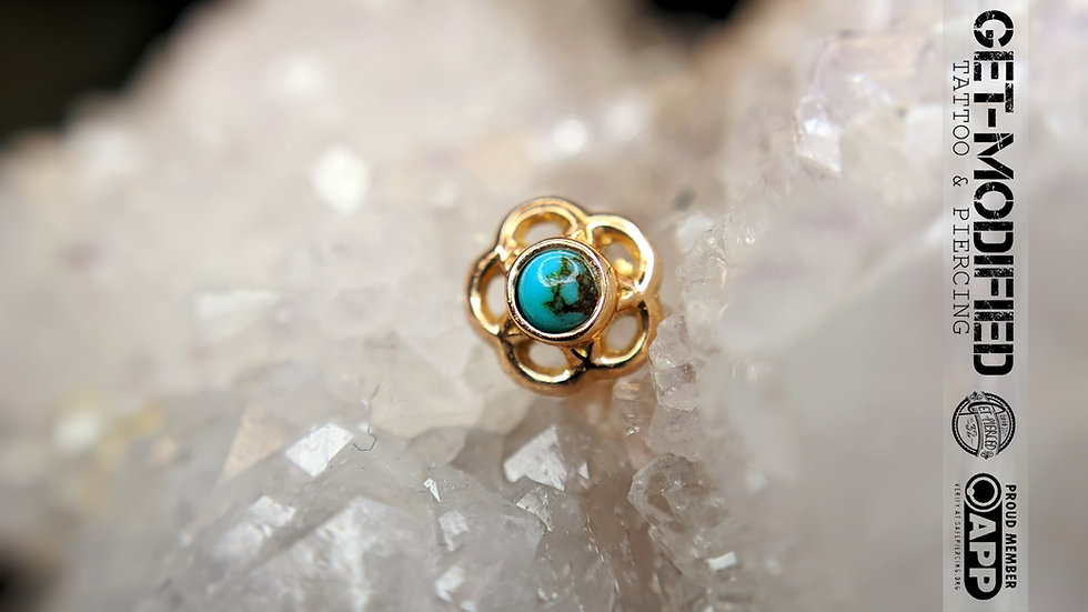 Anatometal Tama in 18ct Solid Gold