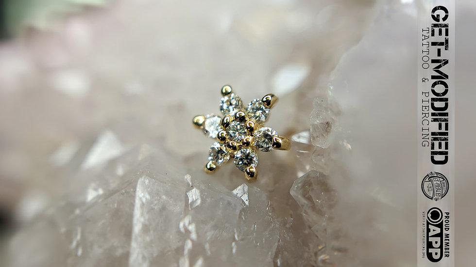 BVLA Flower (VS) Diamond
