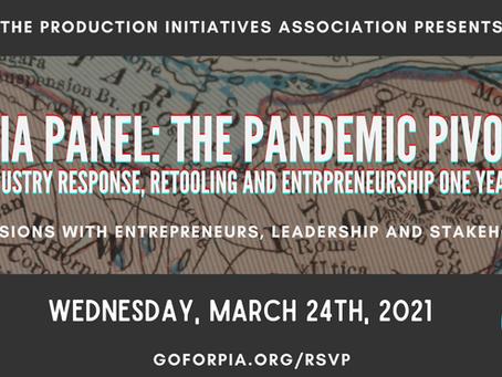 Panel Report: The Pandemic Pivot