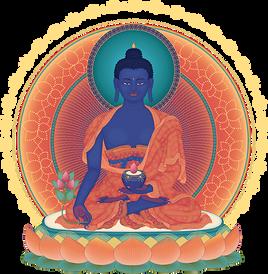 Medicine Budda Sadhana Prayer Menlha Kadampa Buddhist Center