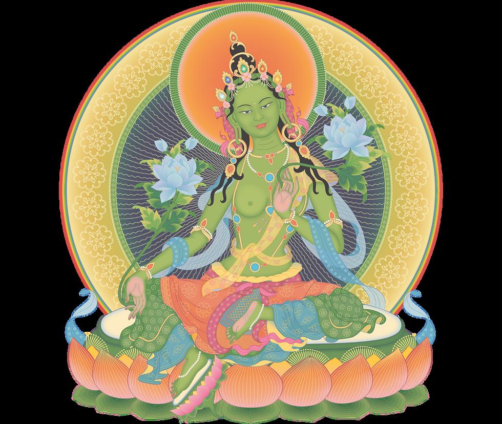 Menlha Kadampa Buddhist Center Chanted Prayers