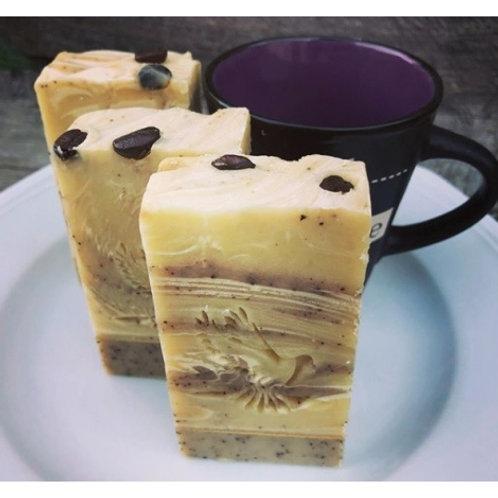 Savon café gourmand 100gr