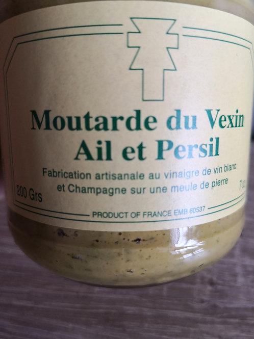 Les moutardes du Vexin (200gr)