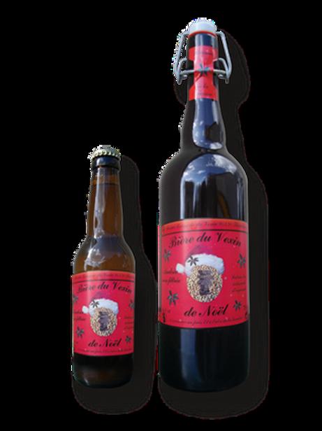 La bière de Noël 2020 Bière du Vexin