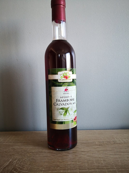 Alcool de framboise -Calvados