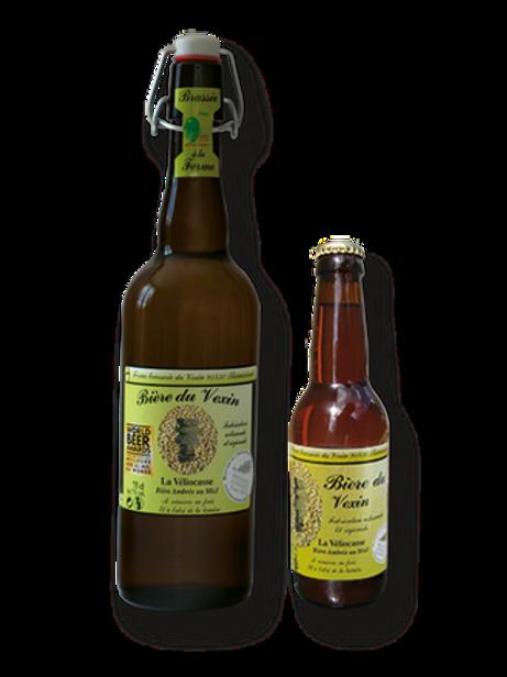 Veliocasse Bière du Vexin