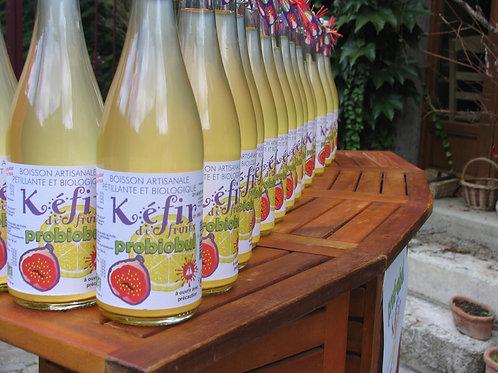 Kéfir d'eau Figue citron