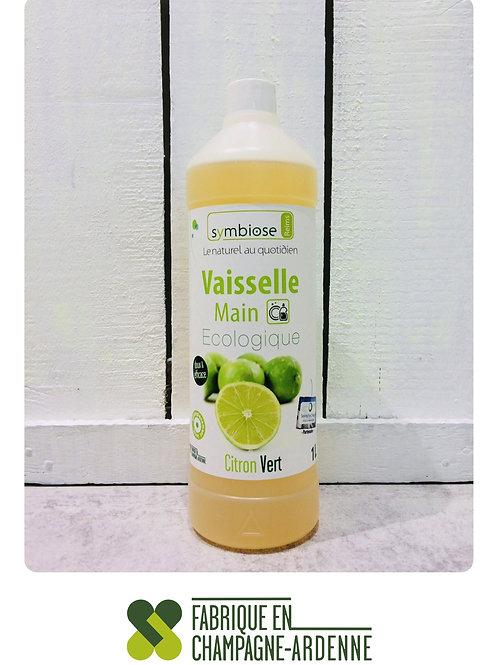 Liquide vaisselle Main - citron vert (1L)