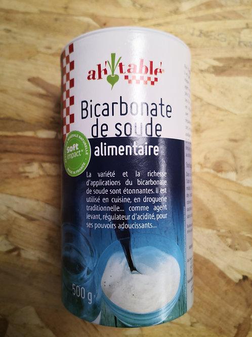 Bicarbonate de soude alimentaire 500gr