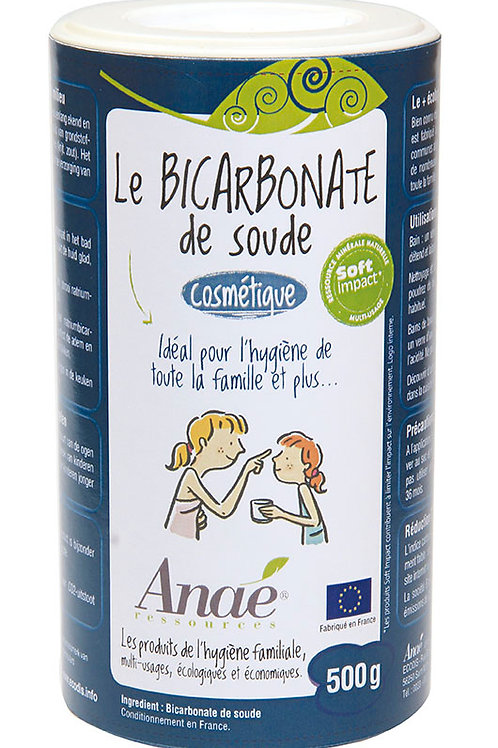 Le bicarbonate de soude Cosmetique