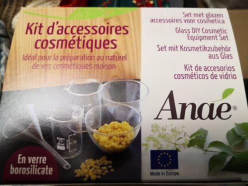 Kit d'accessoire cosmétique