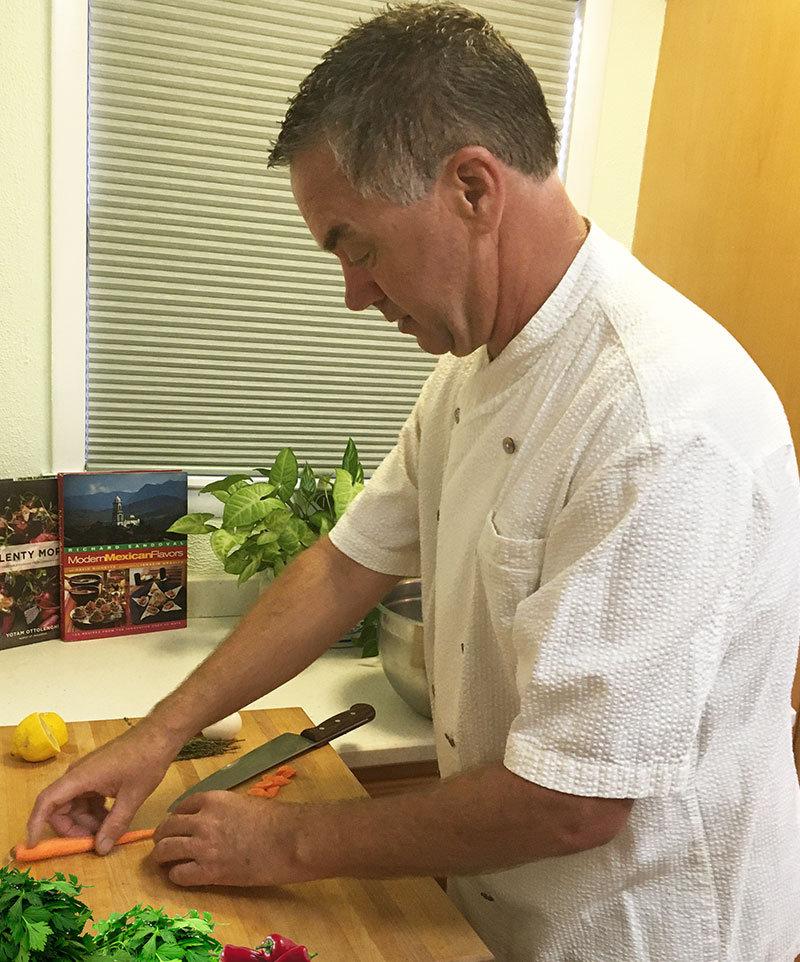 Professional Chef David Hurst