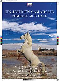 """Tournée de la Comédie Musicale """"Un jour en Camargue"""""""