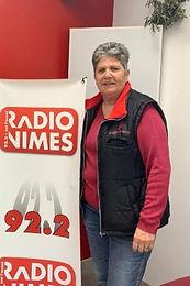 Une émission sur Radio Nîmes !