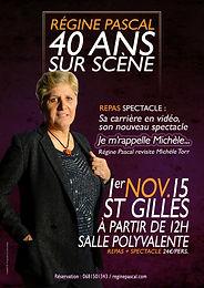 40 ans de chansons à Saint Gilles