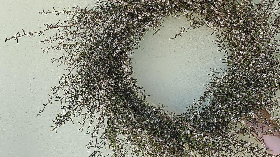Tea Tree wreath large